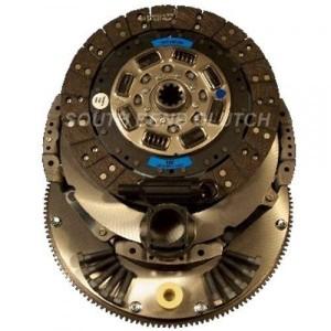 Single Disc Replacment Clutch Kit - No Flywheel | Ford 7.3L Powerstroke - F250/F350/F450/F550
