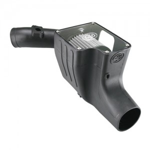 S&B Cold Air Intake Kit | 03-07 Ford 6.0L Powerstroke w/ Dry Filter | 75-5070D
