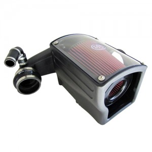 S&B Cold Air Intake Kit | 92-00 Chevy 6.5L w/ Cleanable Cotton Filter