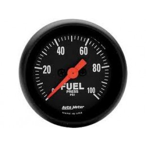 Autometer Z-Series 0-100psi Fuel Pressure Gauge.
