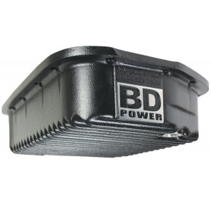 BD Power Deep Sump Transmission Pans
