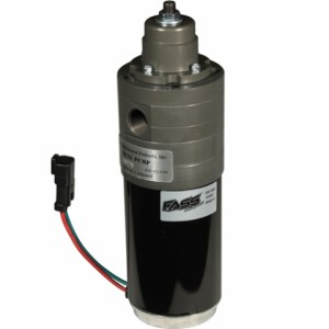 FASS Fuel Adjustable Lift Pump 95GPH 01-14 Chevy 6.6L Duramax