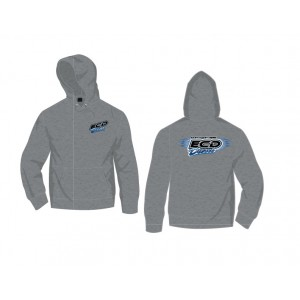 Adult Hoodie - Sports Gray