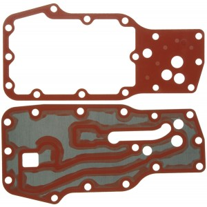 Mahle Clevite | Oil Cooler / Oil Filter Housing Gasket kit | 03-14 Dodge 5.9L & 6.7L Cummins