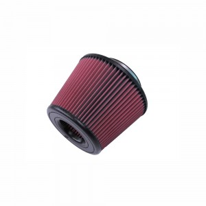 Replacement Filter for S&B Intake Kit | Cleanable 8-ply Cotton