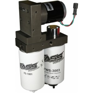 FASS Titanium Signature Series Fuel Lift Pump 125GPH@45PSI Universal