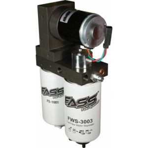 FASS Titanium Signature Series Fuel Lift Pump 125GPH@45PSI Universal