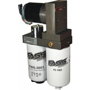 FASS Titanium Signature Series Fuel Lift Pump 290GPH | Class 8 Semi UIM Truck