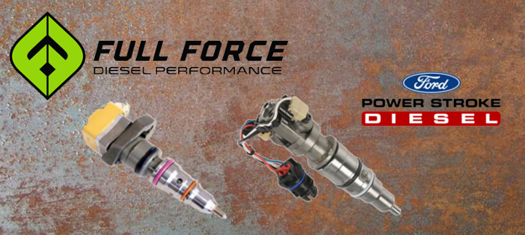Full Force Diesel Injectors