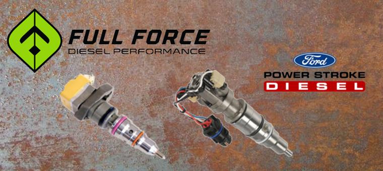 Full Force Diesel Injectors